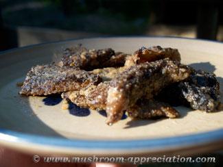 Fried morels are a favorite springtime recipe!