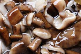 Marinated mushroom recipe - Asian-style marinade