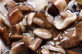 Marinated mushroom recipe - Asian-style marinade